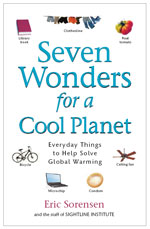 Seven Wonders for a Cool Planet book cover