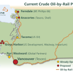 Map_Current Crude Oil-by-Rail Projects_Updated Feb 18, 2014