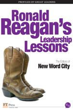 """Cover of """"Ronald Reagan's Leadership Lessons"""""""
